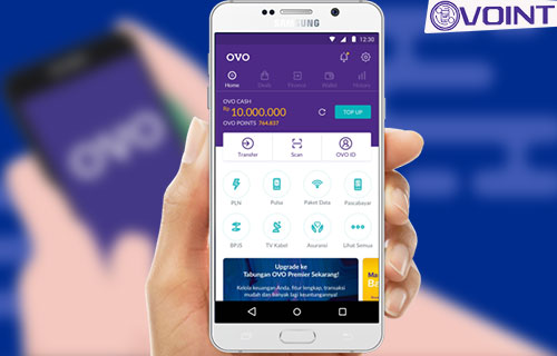 Cara Melihat OVO ID Lewat Android dan iOS Terbaru