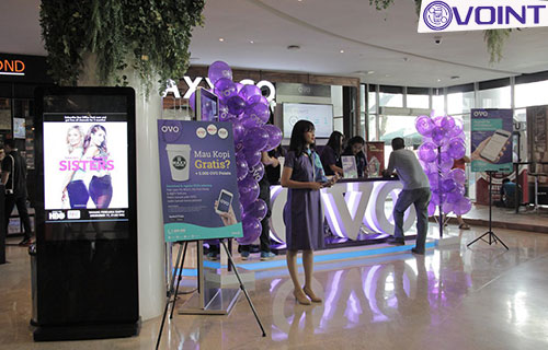 Booth OVO