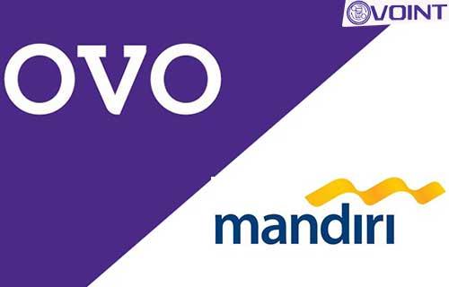 Cara Top Up OVO Lewat ATM Mandiri