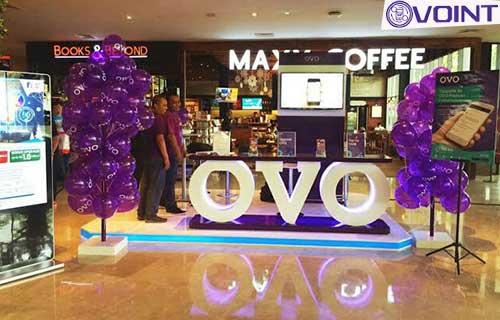 Alamat Booth OVO Jakarta