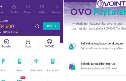 Cara Aktivasi OVO Paylater di Aplikasi OVO