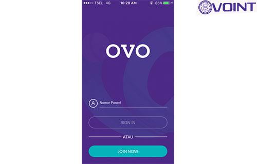 Cara Sign In Aplikasi OVO di Android dan iOS Terbaru