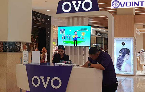Alamat Booth OVO Malang