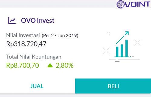 Cara Membuka Tabungan di Rekening OVO Invest