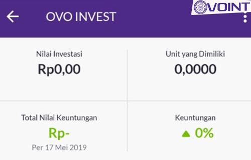 Pengalaman Menggunakan OVO Invest