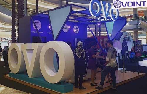 Alamat Booth OVO Bekasi