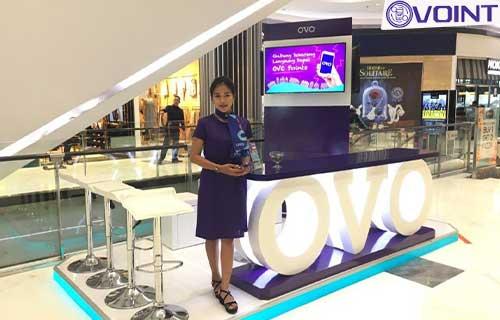 Alamat Booth OVO Pusat