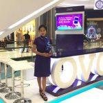 Booth OVO Bekasi