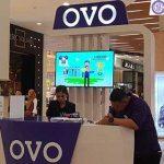Booth OVO Medan