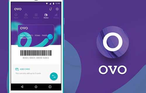 Pakai Nomor Ponsel OVO