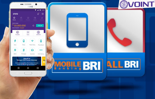 Cara Top Up OVO BRI Mobile Terbaru