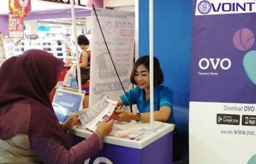 Alamat dan Jam Operasional Booth OVO Surabaya Terbaru