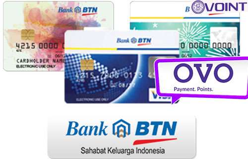 Cara Top Up OVO Lewat Bank BTN