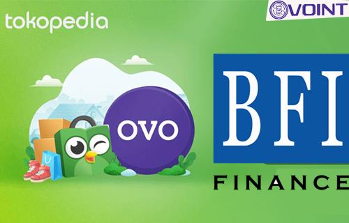 Cara Bayar BFI Finance Pakai OVO Lewat Tokopedia