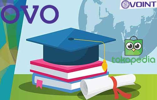 Cara Bayar Biaya Pendidikan Pakai OVO Lewat Tokopedia