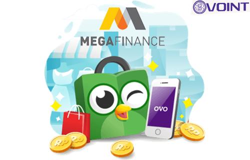 Cara Bayar Mega Finance Pakai OVO Lewat Tokopedia