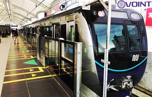Cara Naik MRT Bayar Pakai OVO
