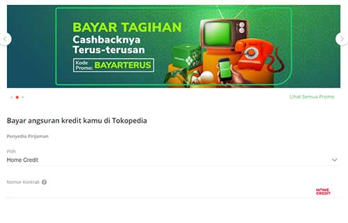 Lewat Website Tokopedia