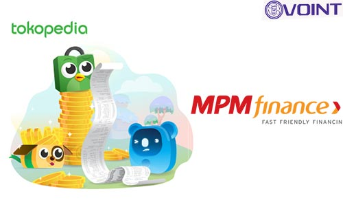 Cara Bayar MPM Finance Pakai OVO Lewat Tokopedia