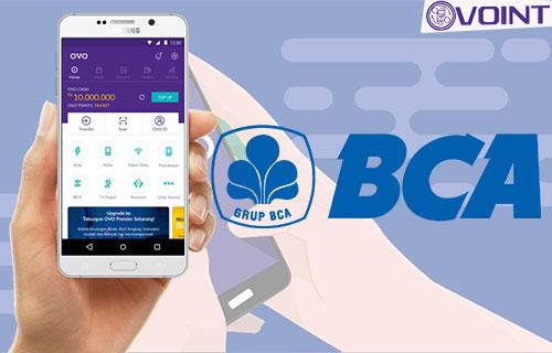 Cara Transfer OVO Ke Bank BCA Terbaru