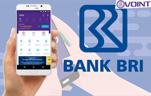 Cara Transfer OVO Ke Bank BRI Terbaru