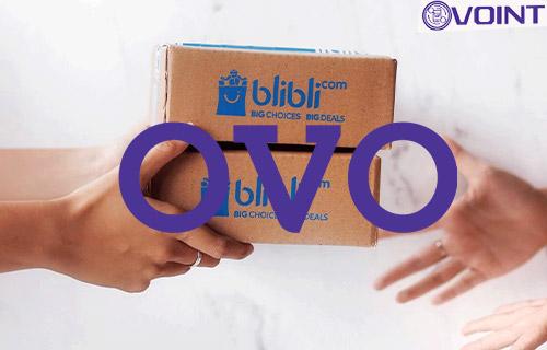 Cara Hubungkan OVO di Aplikasi Blibli