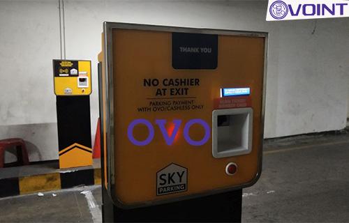 Cara Pembayaran Sky Parking Pakai OVO Terlengkap