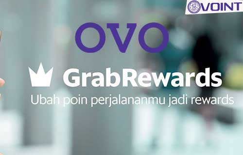 Cara Daftar Grab Rewards Jadi OVO Point