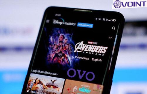 Cara Berlangganan Disney Hotstar Pakai OVO