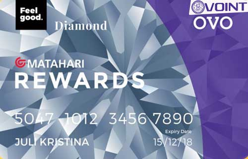 Kartu Diamond