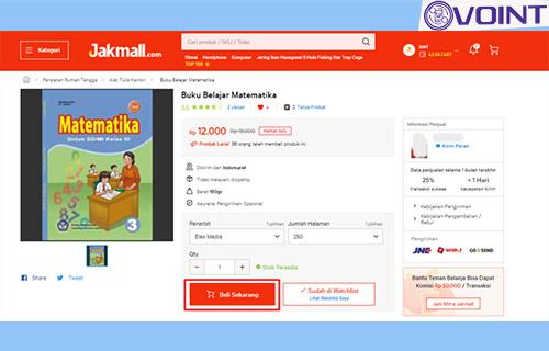 1 buka Situs Jakmall