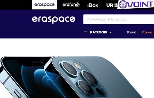 1 Buka Situs Eraspace