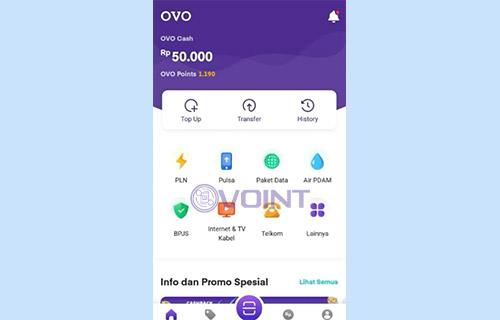 9 Buka Aplikasi OVO