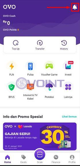 Buka Aplikasi OVO Bayar Mola TV