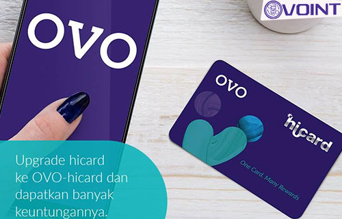 Fungsi dan Kegunaan OVO HiCard