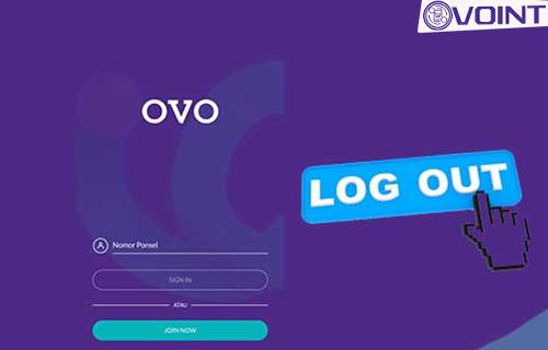 Logout Akun OVO Cara Mengatasi Transfer OVO Gagal