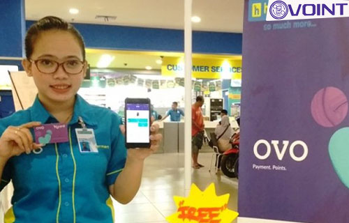 Merchant OVO HiCard