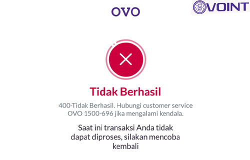 Penyebab Gagal Transfer OVO ke Bank BTN