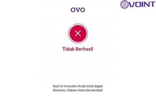 Penyebab Transfer OVO ke Bank DKI Gagal