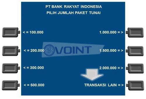 4 Memilih Transaksi Lain