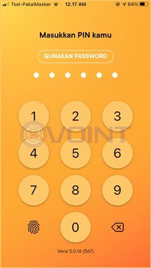 2 Input PIN