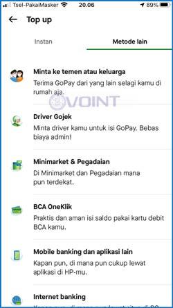 4 Pilih Mobile Banking