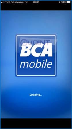 7 Buka BCA Mobile