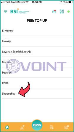 3 Pilih ShopeePay