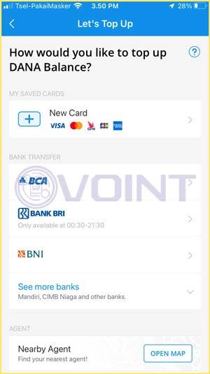 3 Tampilkan Semua Bank