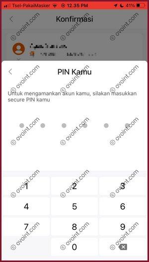 11 Input PIN