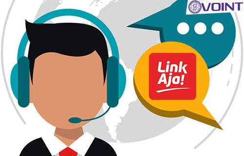 Hubungi Call Center LinkAja
