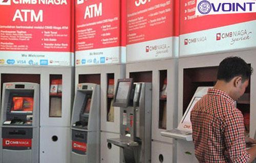 Lewat ATM CIMB Niaga