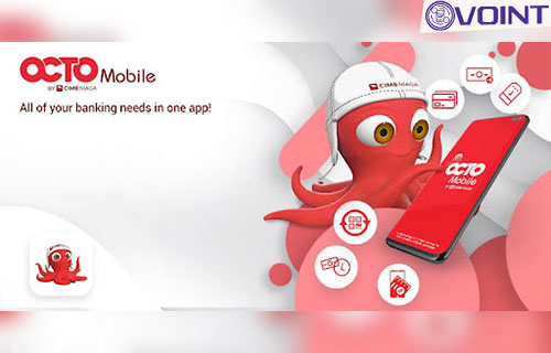 Lewat Octo Mobile