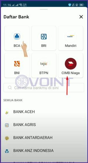 3 Pilih Bank CIMB Niaga